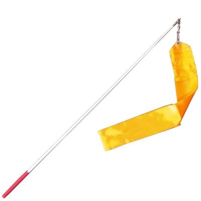 Лента За Художествена Гимнастика Голяма Оранжева