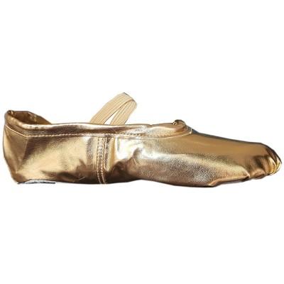 Туфли за Танци Златни