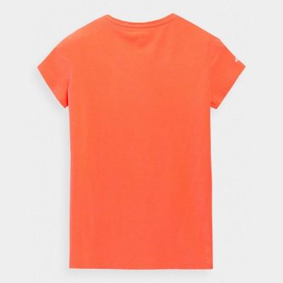 Дамска Тениска 4F H4L21-TSD062-64 Coral