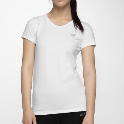 Дамска Тениска 4F TSD002A White