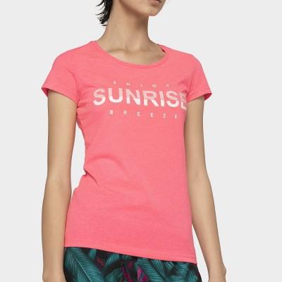 Дамска Тениска 4F TSD015 Pink