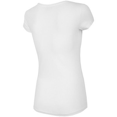 Дамска Тениска 4F TSD015 White