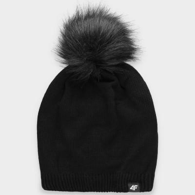 Зимна Шапка 4F H4Z19-CAD008 Black