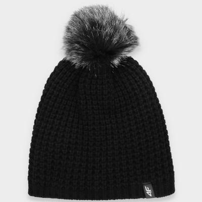 Зимна Шапка 4F H4Z19-CAD010 Black