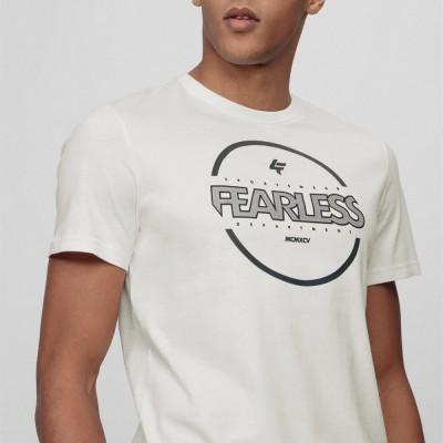 Мъжка Тениска 4F H4L21-TSM015-11 White
