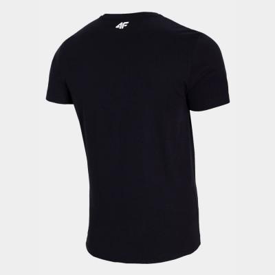 Мъжка Тениска 4F H4L21-TSM015-30 Navy