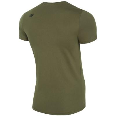 Мъжка Тениска 4F TSM006 Khaki