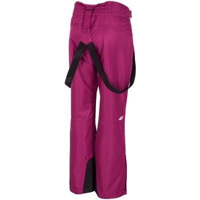 4F Дамски Ски Панталон H4Z17-SPDN001 Violet Purple