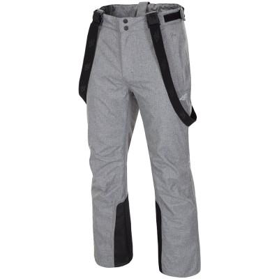 Мъжки Ски Панталон 4F H4Z17-SPMN001 Grey