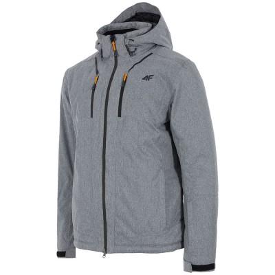 Мъжко Ски Яке 4F H4Z17-KUMN006 Grey