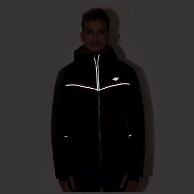 Мъжко Ски Яке 4F H4Z17-KUMN008 Black