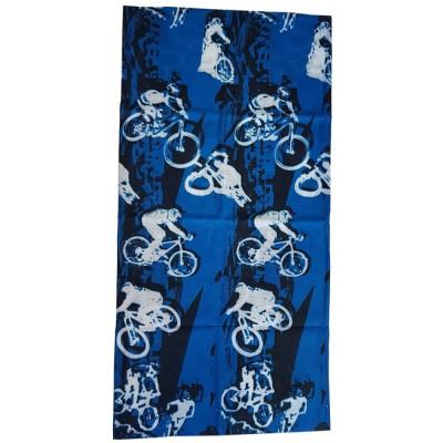 Мултифункционална Кърпа Blue Bike