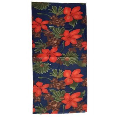 Мултифункционална Кърпа Red Flowers