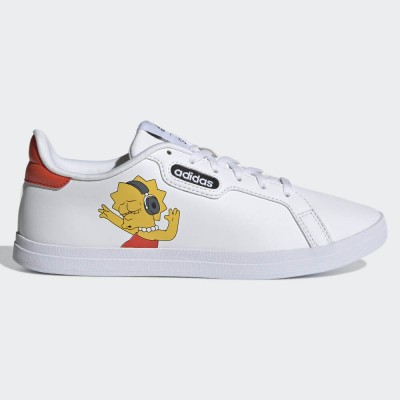 Adidas Courtpoint Base The Simpsons GZ5343