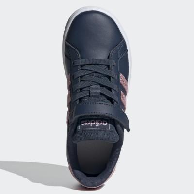 Детски Кецове Adidas Grand Court C FY9241