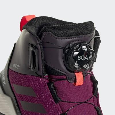 Детски Туристически Обувки Adidas Terrex Winter Mid Boa FU7271