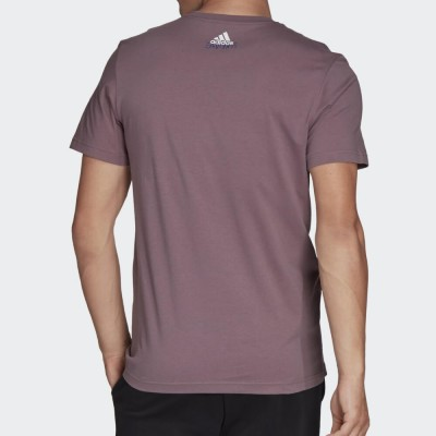 Мъжка Тениска Adidas Doodle Photos FN1718