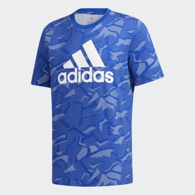 Мъжка Тениска Adidas Essentials Allover GD5486