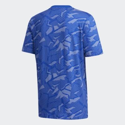 Мъжка Тениска Adidas Essentials Allover GD5486