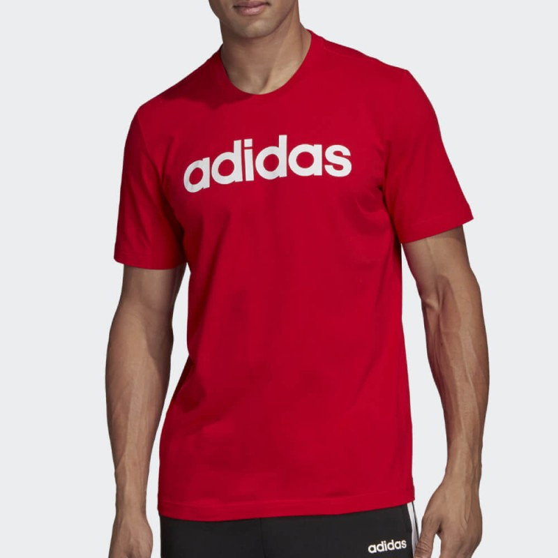 Мъжка Тениска Adidas Essentials Linear Logo FM6223