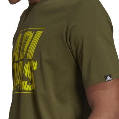 Мъжка Тениска Adidas Extrusion Motion Graphic GL2877