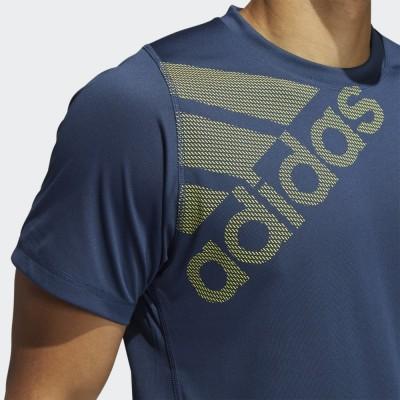 Мъжка Тениска Adidas FreeLift Badge of Sport GM0658