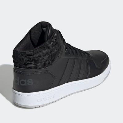 Мъжки Кецове Adidas Hoops 2.0 Mid EE7379
