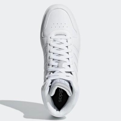 Мъжки Кецове Adidas Hoops 2.0 Mid F34813