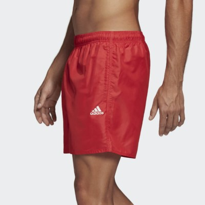 Мъжки Плувни Шорти Adidas CLX Solid Swim SH FJ3380