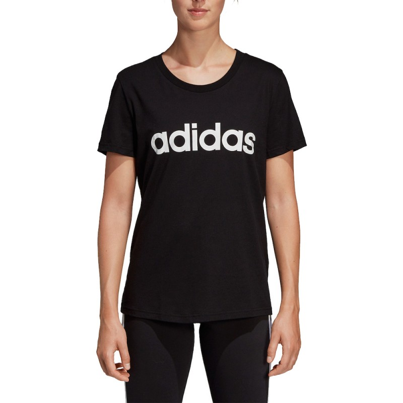 Дамска Тениска Adidas Essentials Linear Tee DP2361