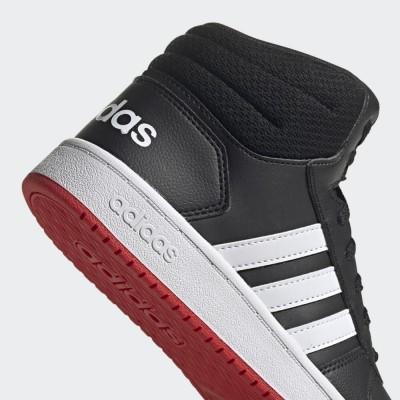 Детски Кецове Adidas Hoops 2.0 Mid FY7009