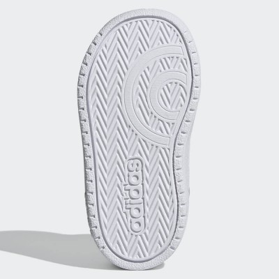 Детски Кецове Adidas Hoops 2.0 Mid GZ7779