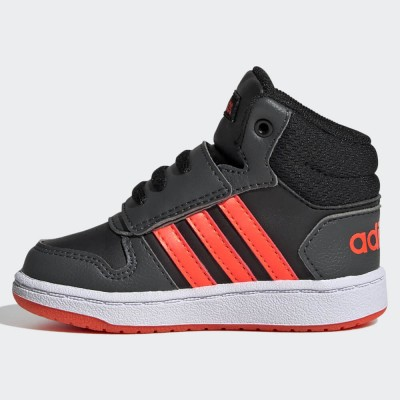 Детски Кецове Adidas Hoops 2.0 Mid GZ7780