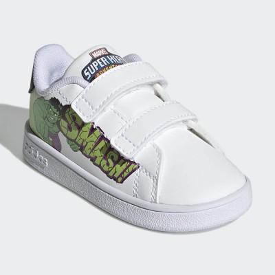 Детски Кецове Adidas Marvel Hulk Advantage GZ7624