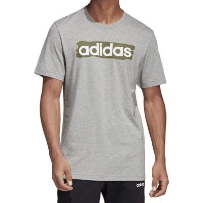Мъжка Тениска Adidas Essentials Linear Brush DV3051