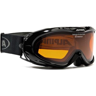 Alpina Ски Маска Opticvision Black