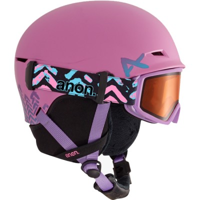 Детска Каска Anon Define Arrowhead Pink