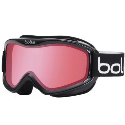 Bolle Ски Очила Mojo [Shiny Black - Vermillon] 20571