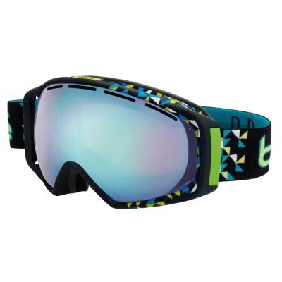 Очила Bolle Gravity Black Diagonal Green Emerald 21154