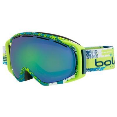 Очила Bolle Gravity Matt Black Lime & Teal Zenith Green Emerald 21383