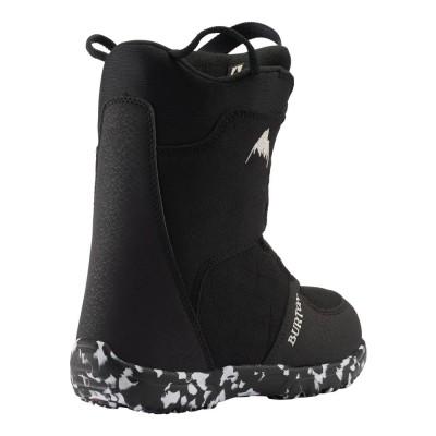 Детски Сноуборд Обувки Burton Grom Boa Black