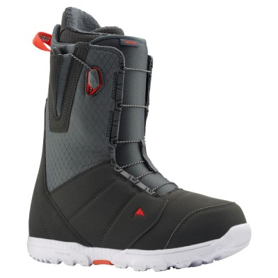 Burton Moto Grey Red
