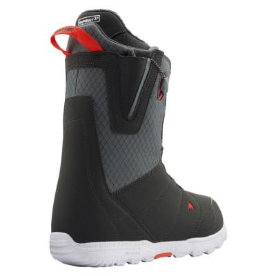 Мъжки Сноуборд Обувки Burton Moto Grey Red
