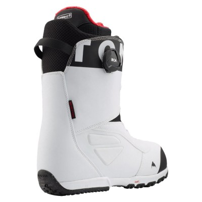 Мъжки Сноуборд Обувки Burton Ruler Boa White Black