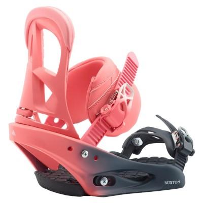 Сноуборд Автомати Burton Stiletto Pink Fade W20