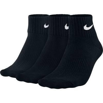 Чорапи Nike Lightweight Quarter 3P SX4706-001
