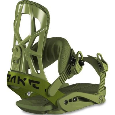 Сноуборд Автомати Drake Fifty Army Green W19