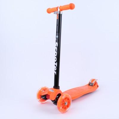 Детска Тротинетка Scooter Оранжева