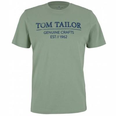 Tom Tailor Logo Print