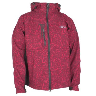 X-Mountain Spirit T-2071 Red